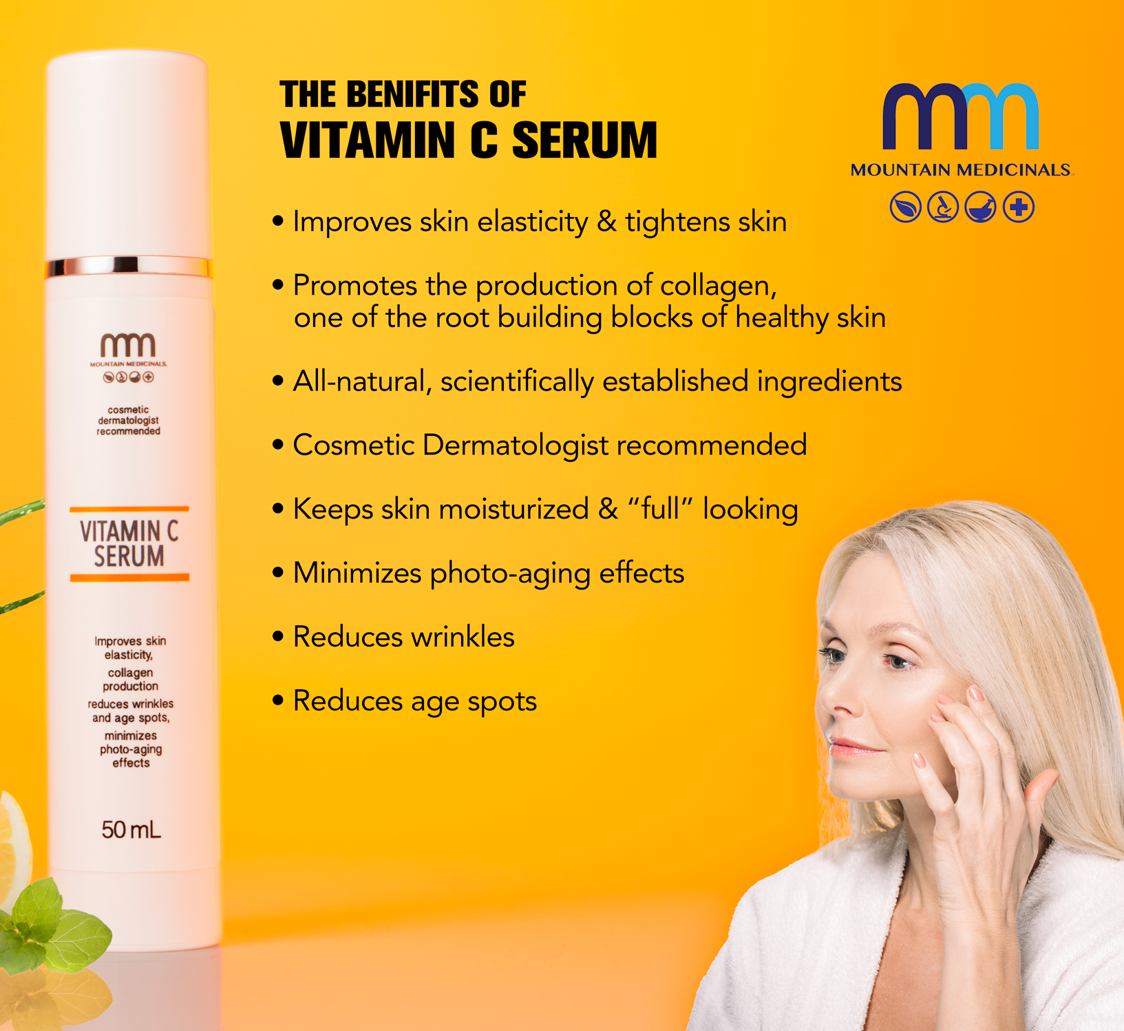 vitamin c serum20ml and 8ml